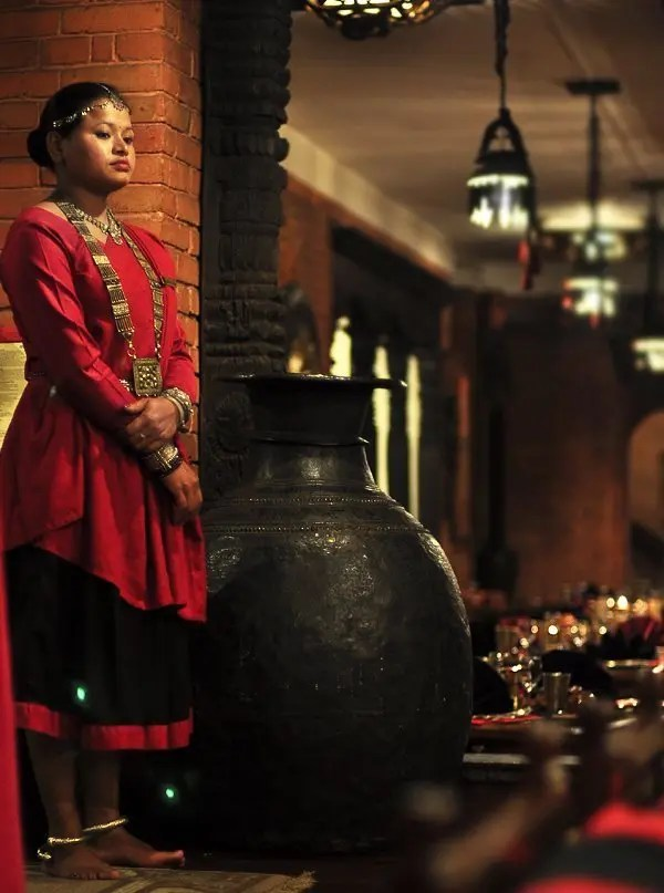 Dwarikas-Hotel_020 Dwarika's Hotel  -  Kathmandu, Nepal Kathmandu Nepal  Vegetarian Nepal Nawari Kathmandu Hotel Culture Cool