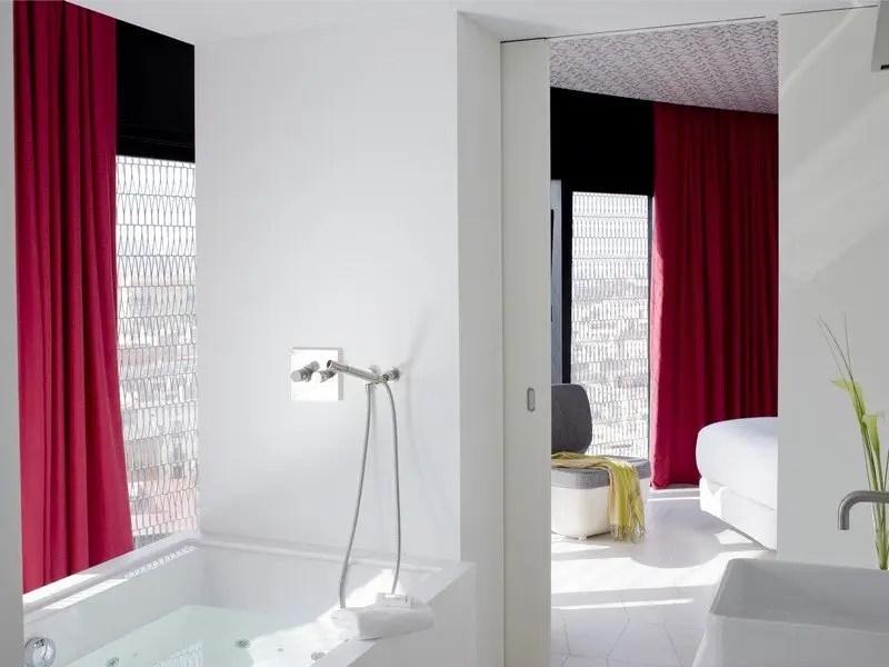 junior-suite-9-bathroom-hotel-barcelo-raval21-65793 Barceló Raval Hotel  -  Barcelona, Spain Barcelona Spain  Spain Raval Hotel Barcelona