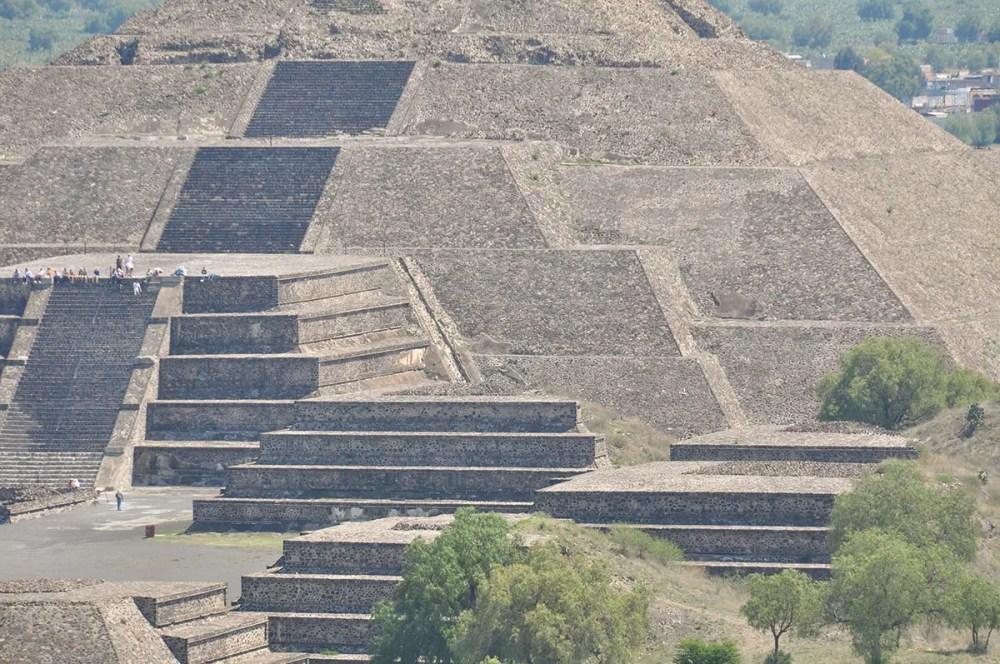 Teotihuacan_056 Teotihuacan  -  Mexico Mexico Mexico DF  Toltec Mexico City Mexico Maya Aztec