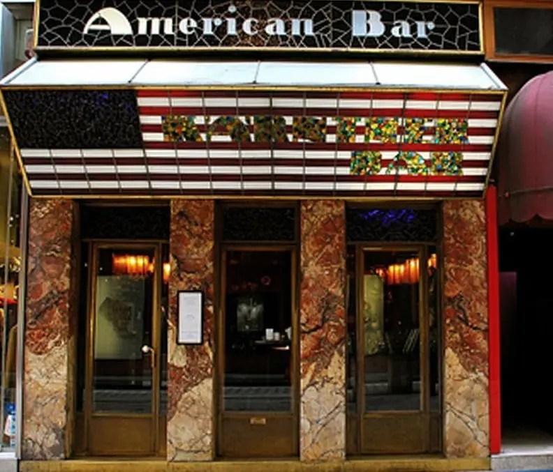 Loosbar5 Loos American Bar  -  Vienna, Austria Austria Vienna  Vienna Drinks Cool Bar Austria