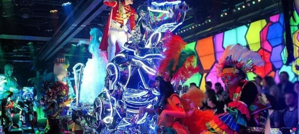 robot Robot Restaurant  -  Tokyo, Japan Japan Tokyo  Tokyo Japan featured Cool