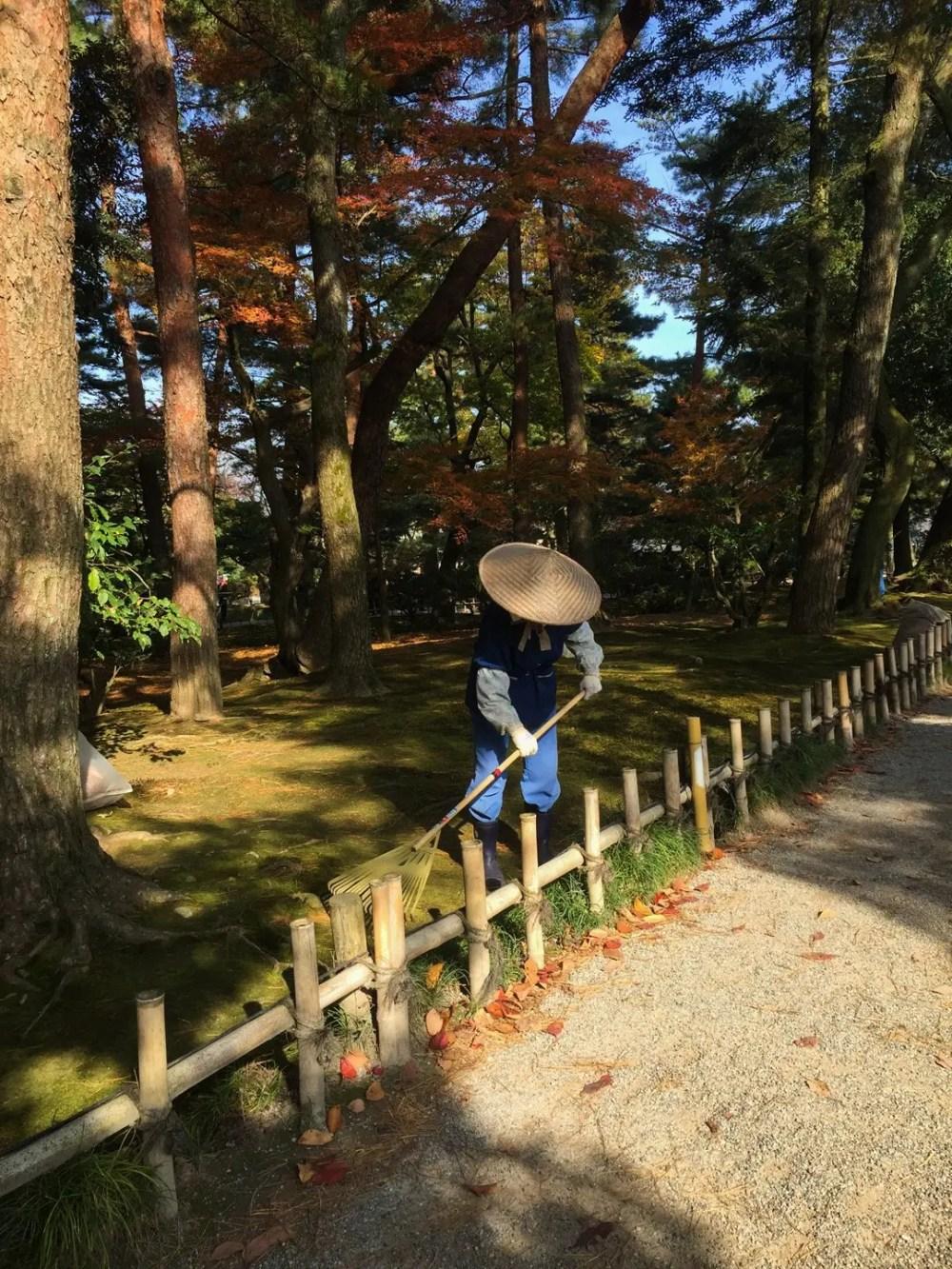 Kenrokuen-008 Kenroku-en  -  Kanazawa, Japan Japan Kanazawa  Kanazawa Japan Garden featured