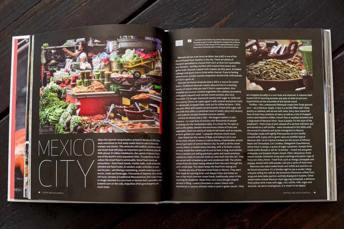 Book World Atlas Street Food 012 | Book