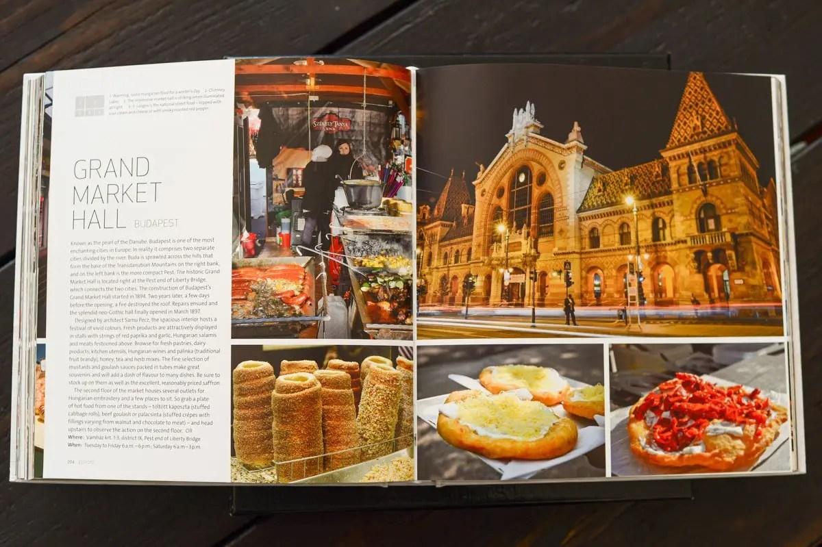 Book World Atlas Street Food 014 | Book