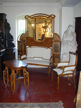 Salon Art Nouveau