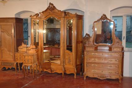Chambre De Style Louis XV