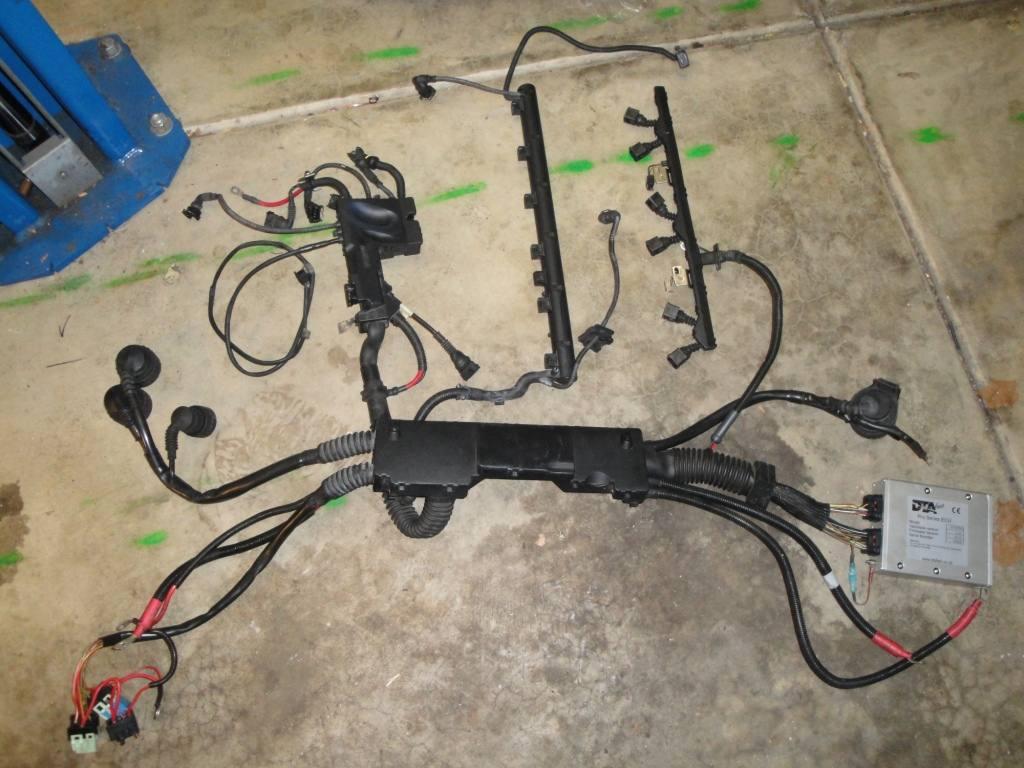 E30 Wiring Harness
