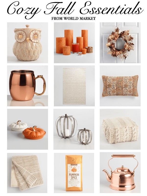 fall, autumn, cozy fall must haves