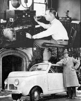 crosley car and radio copy