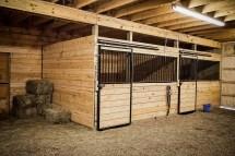 Horse Stall Barn Design