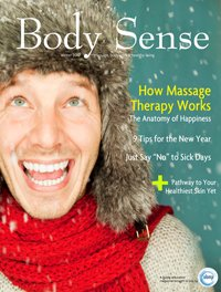 Body Sense Magazine -Winter 2012