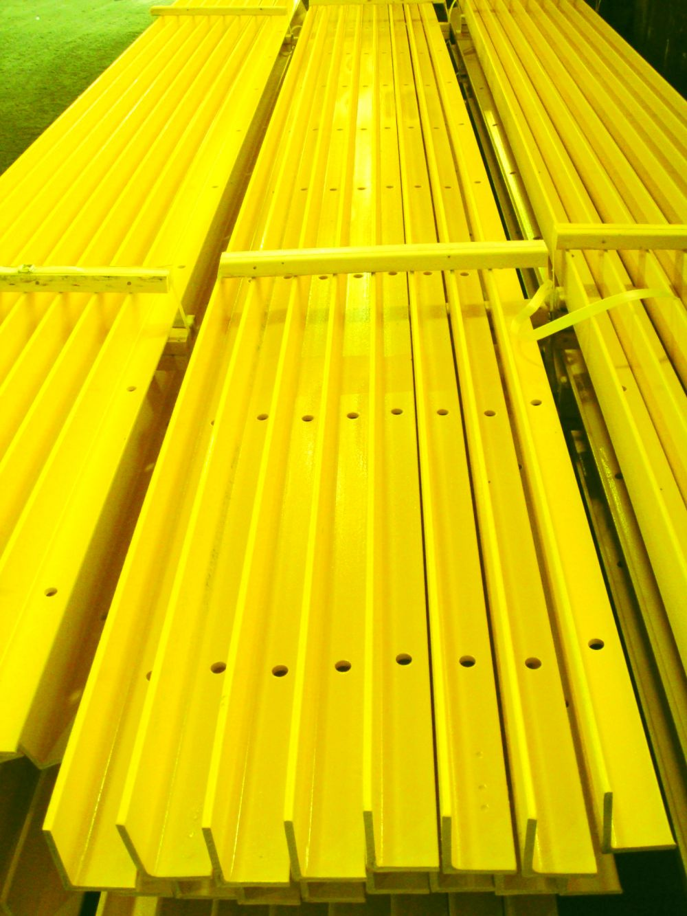 Anderson Building Materials  Cantilever Racking  Cantilever Rack  Used Cantilever Racks