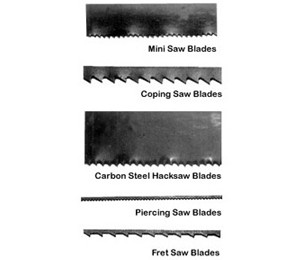 Coping Saw Blade Direction