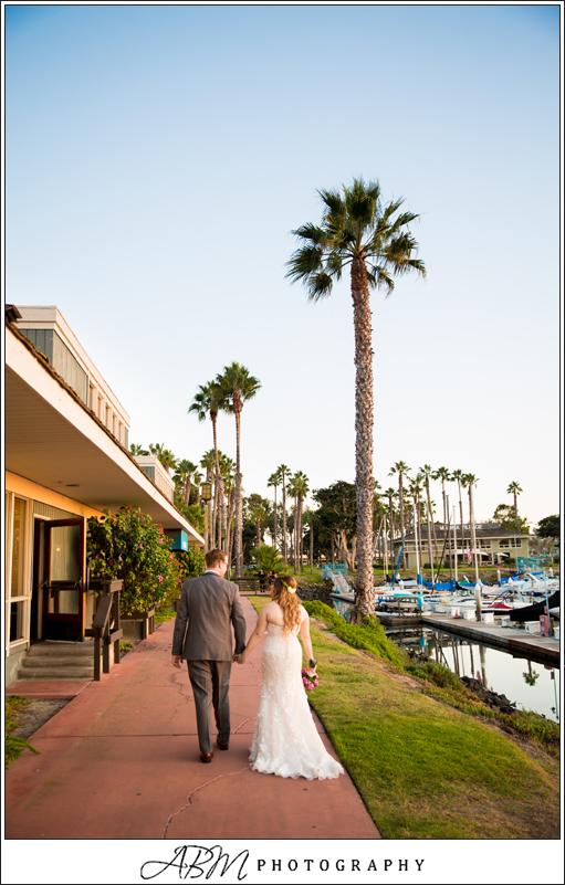 Marina Village San Diego Justine Patricks Wedding