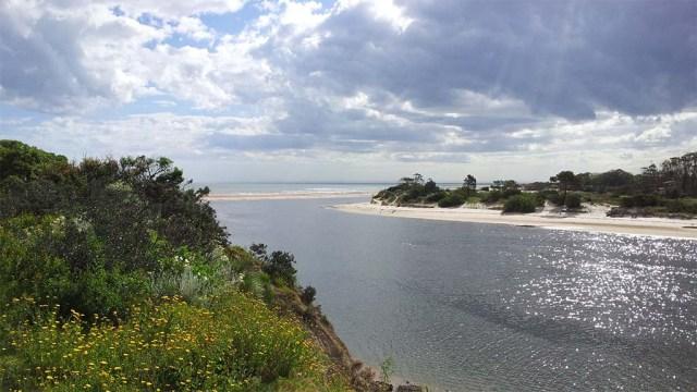Ethical Traveler: Uruguay unter den zehn ethisch korrektesten Destinationen - Flussmündung Solís