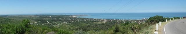 Blick Richtung Punta del Este