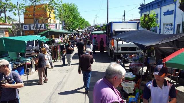 Feria in Pando