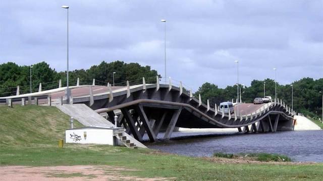 Brücke - La Barra