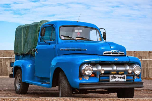 Ford F1 Pickup in Piriapolis