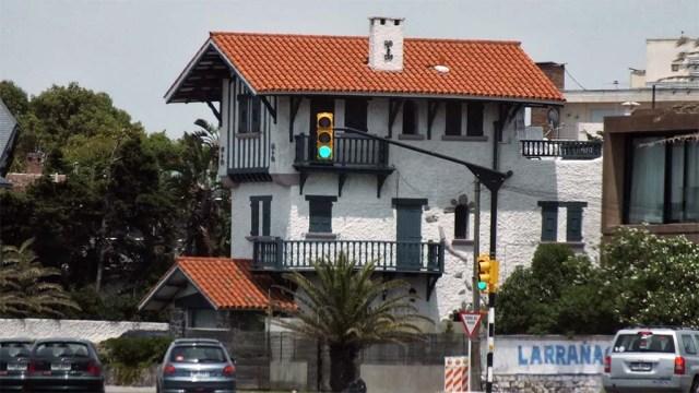 Haus -  baskischer Baustil Carrasco