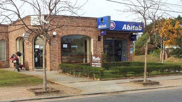 Abitab Filiale in Parque del Plata
