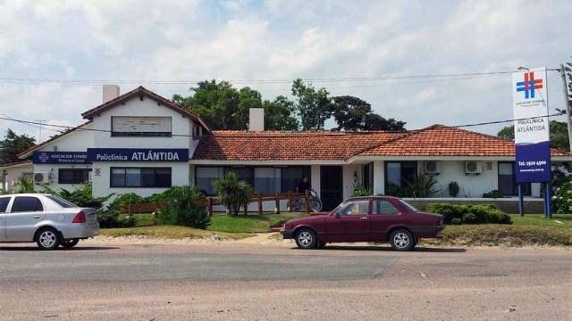 Poliklinik von Asociation Española in Atlántida