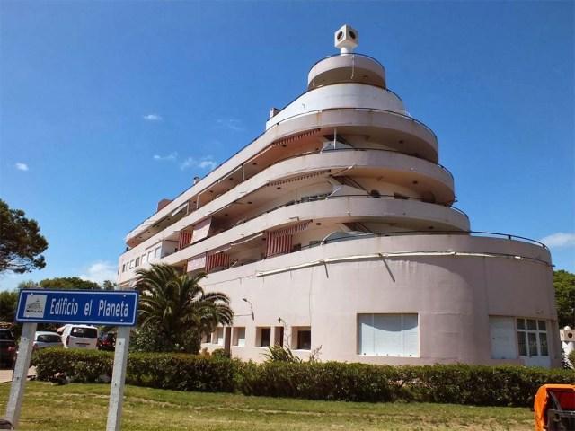 Edificio el Planeta - Atlantida