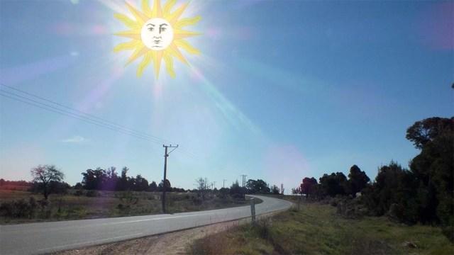 Sonne Uruguays