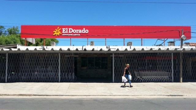 El Dorado - Las Toscas