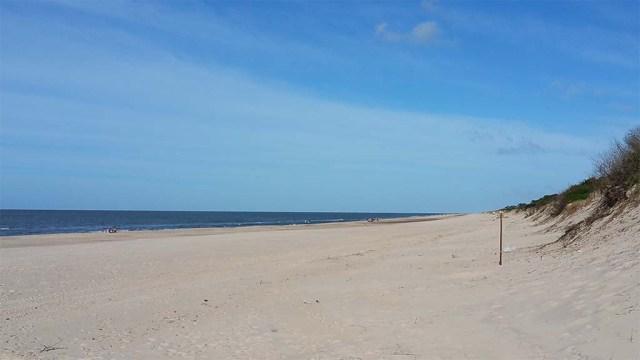 Strand Parque del Plata