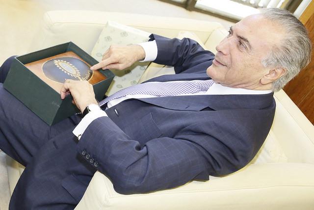 Welche Geschenke hat Michel Temer sonst noch angenommen? Das will das Wahlgericht in Brasilien klären