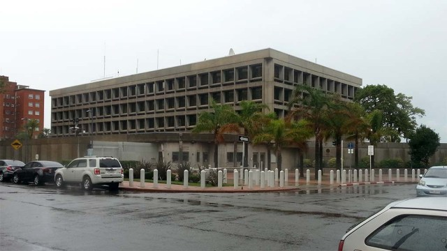 Botschaft der USA in Montevideo