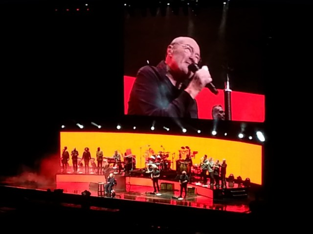 Phil Collins im Centenario