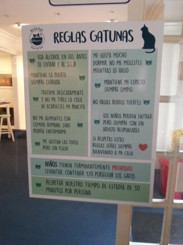 Einige Regeln...