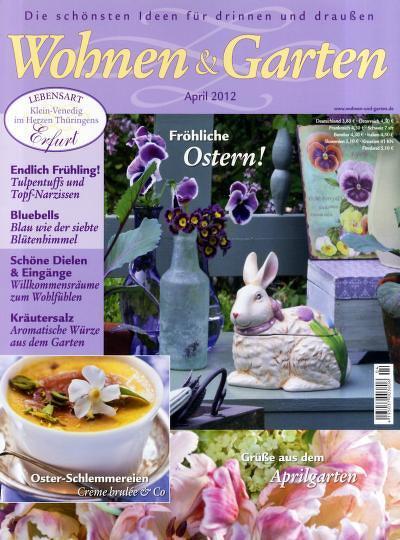 Wohnen & Garten Abo – Wohnen & Garten Zeitschrift Im Abonnement