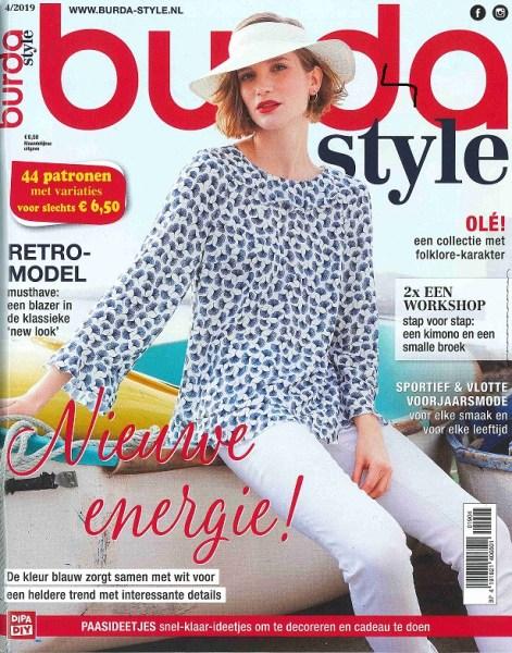 Burda Style 2019/04
