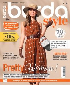 Burda style april 2020 - Pretty woman!
