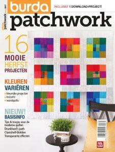 Burda Patchwork herfst 2017