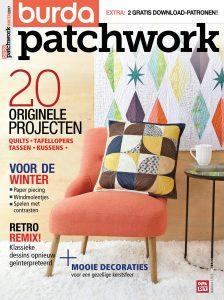 Burda Patchwork winter 2017