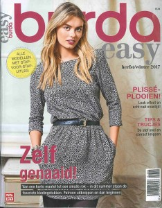 burda easy herfst-winter 2017