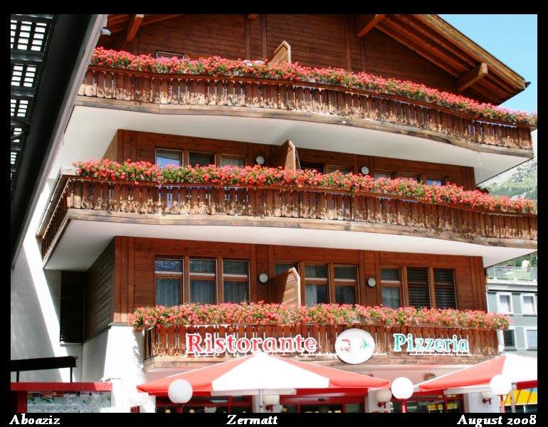 Zermatt  Aboaziz