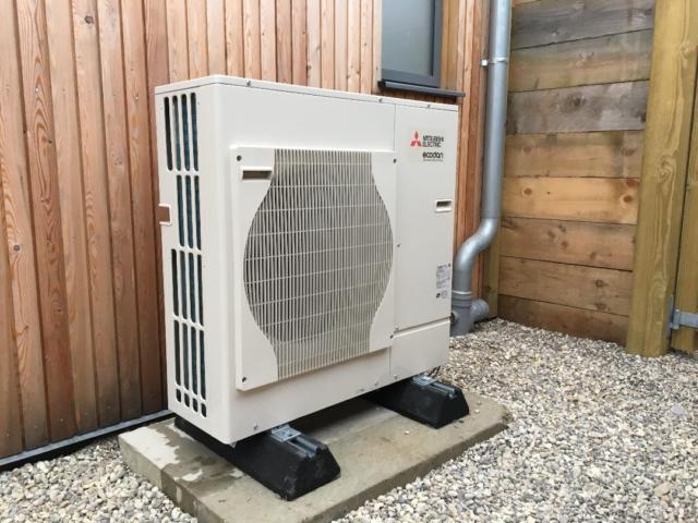 Mitsubishi Ecodan - Abode Heat
