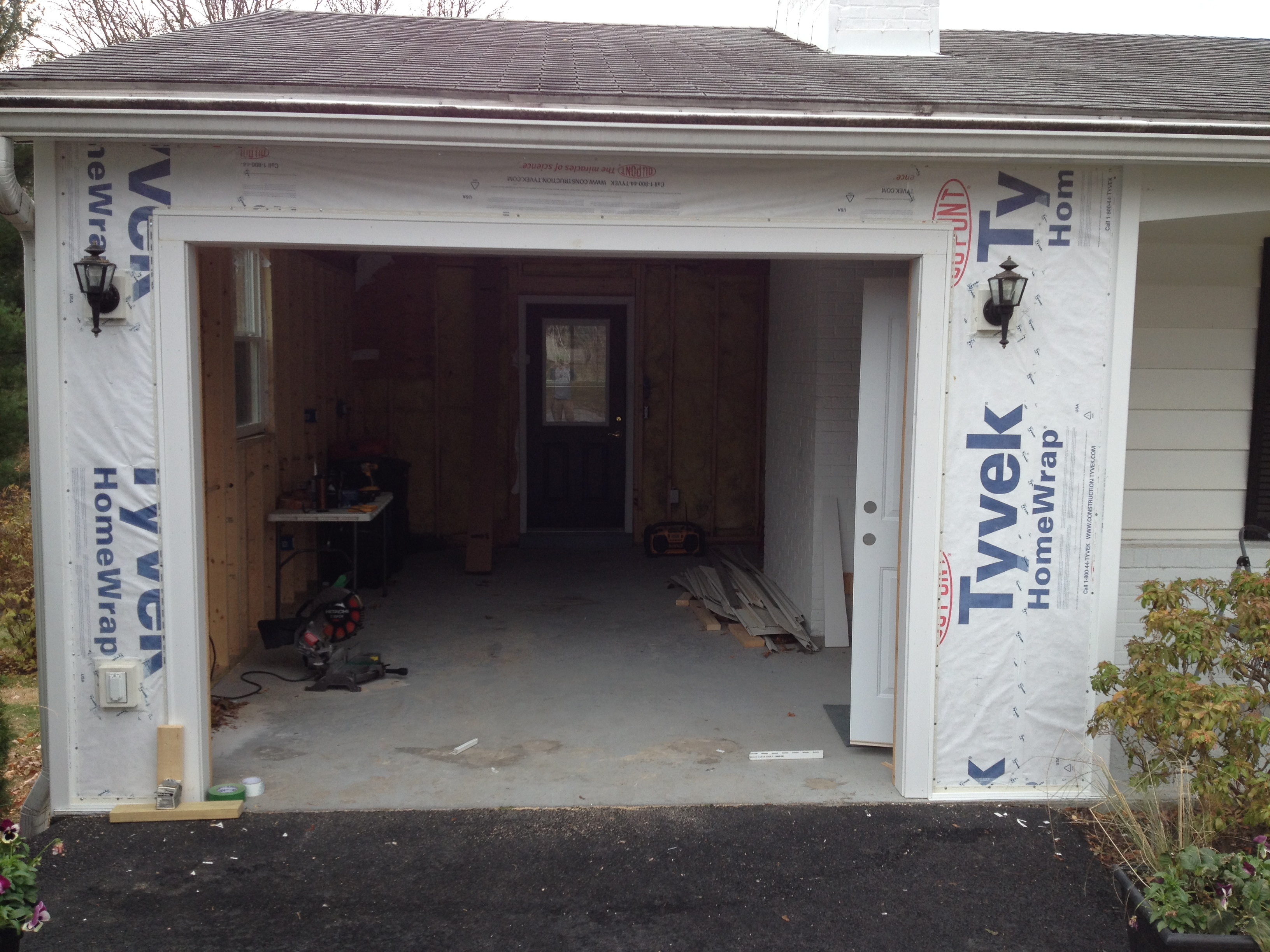 And We Have A Garage!! – Abode No 9