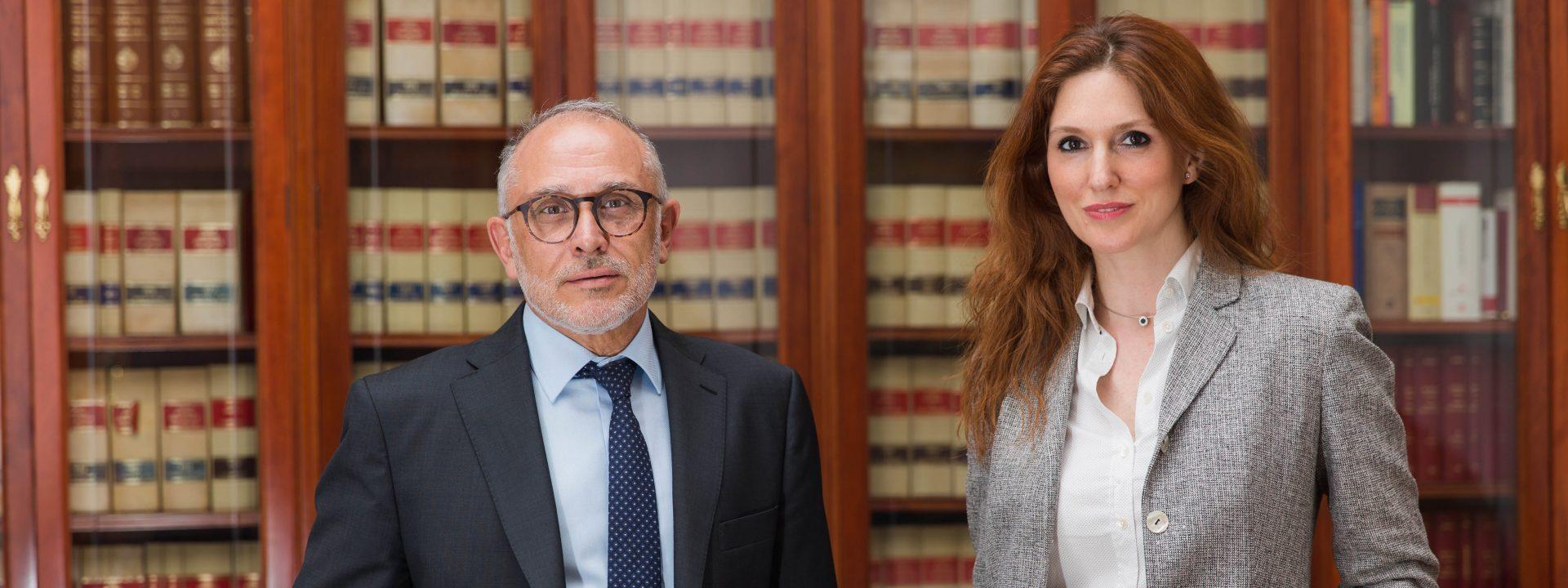 Joan Castelló i Barbara Galdós