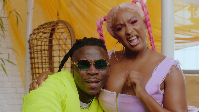 Cuppy ft Stonebwoy Karma Video Download Mp4