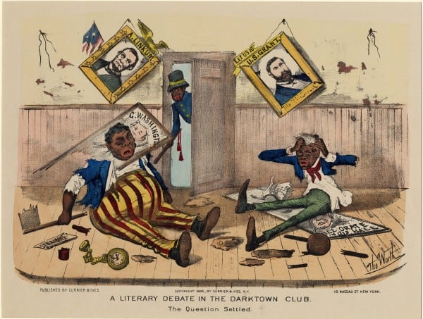 How Did Americans React To Emancipation The Abolition