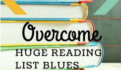 Overcome Huge Reading List Blues
