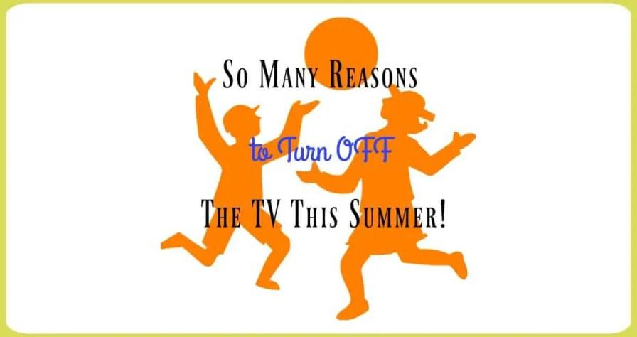 No TV Summer