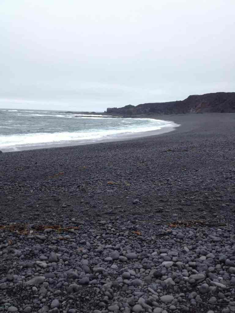 Black Beach Iceland Stop Over