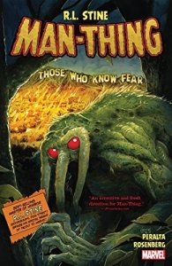 RL Stine Man Thing